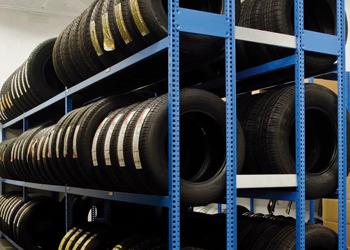 Tire Storage     View