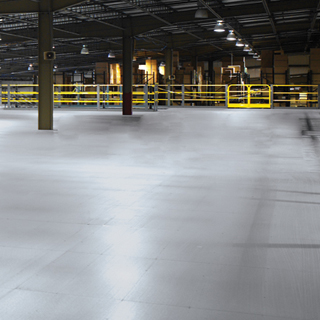 Flooring   Rugged and resilient, our mezzanine flooring systems are designed to withstand the wear and tear of industrial use.