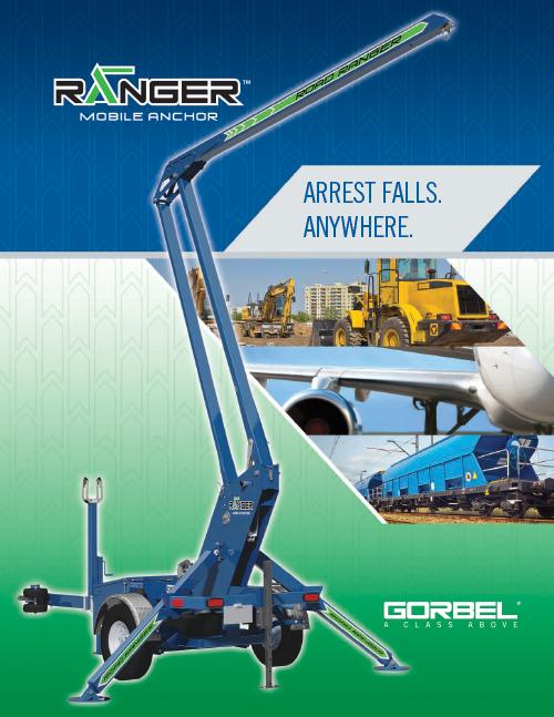 Gorbel Ranger Mobile Anchor