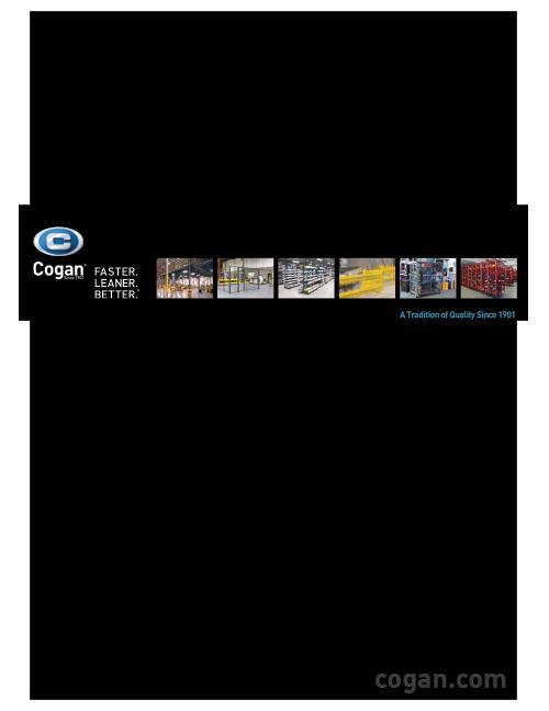 Cogan Design Guide