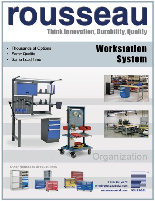 Rousseau Workstation System