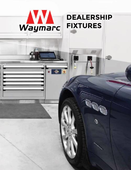 Waymarc Dealership Fixtures