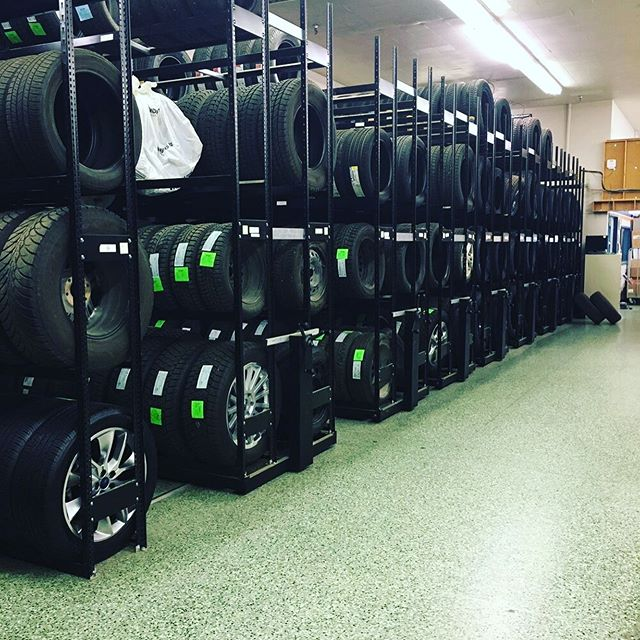 Got tires? Check out this high density tire storage system we just completed at a Ford dealer in Edmonton!! • • • • #oilsandsproud #northeralberta #yeg #yeglocal #edmonton #edmontonalberta #edmontonbusiness #edmontonsmallbusiness #edmontonmade #fortmac #oilsands #fortmcmurray #ymmsmallbusiness #fortmcmurraysmallbusiness #oilandgas #oilrig #heavydutymechanic #pipeline #grandprairie #tarsands #refinery #upgrader #oilindustry #oilfield #automotive #porsche #toolboxporn #toolbox #rousseaumetal