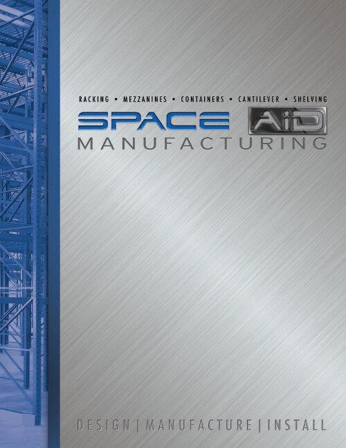 Space Aid Brochure