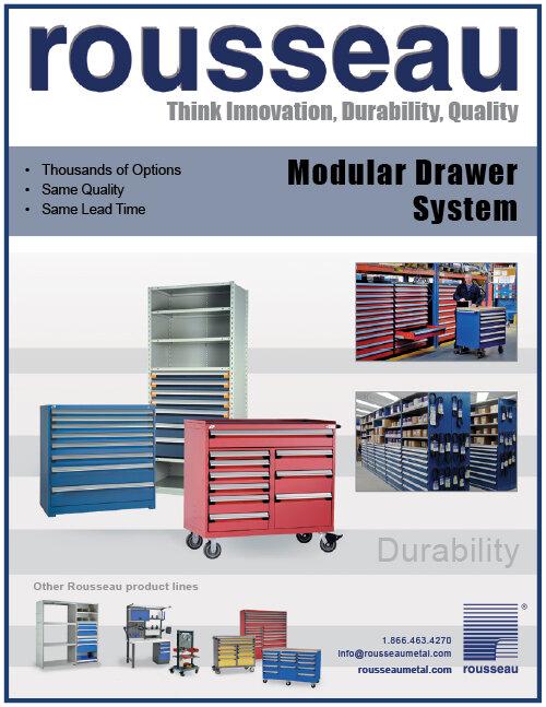Rousseau Modular Drawers