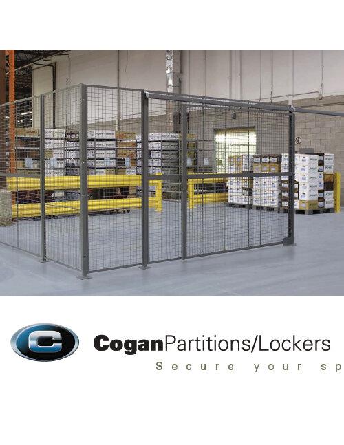 Cogan Partitions & Lockers