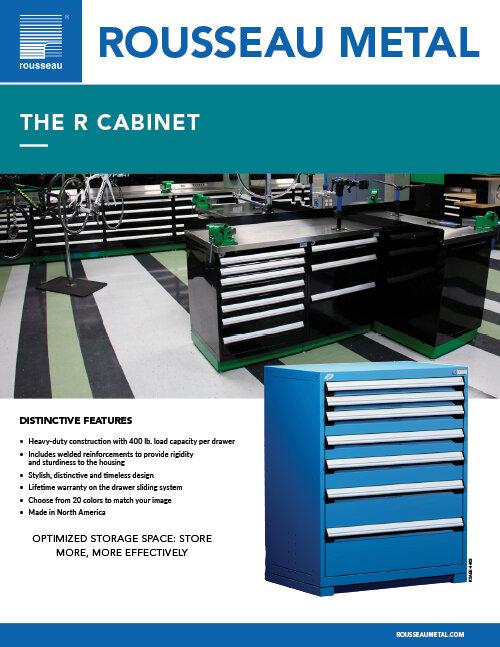Rousseau R Cabinet