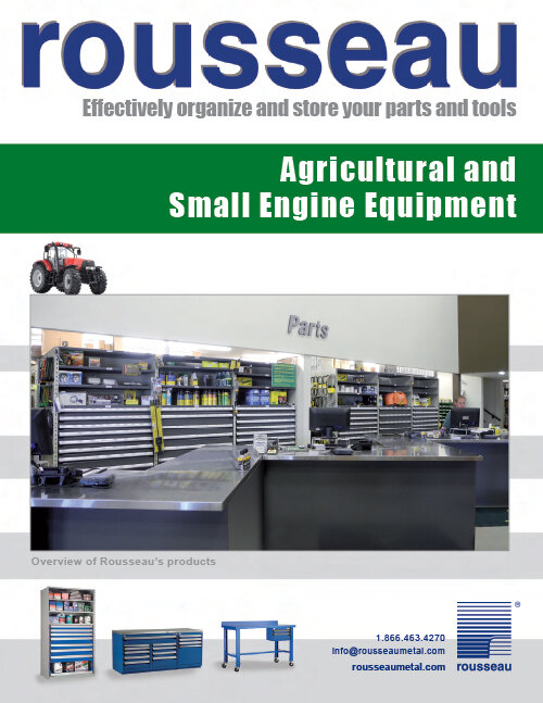 Rousseau Agriculture & Small Engine