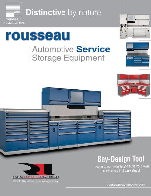 Rousseau Automotive Service