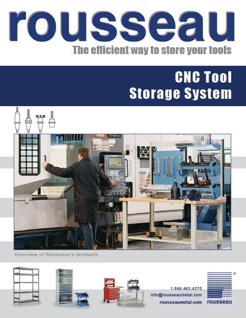 Rousseau CNC Storage