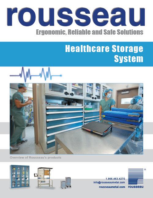Rousseau Healthcare Storage