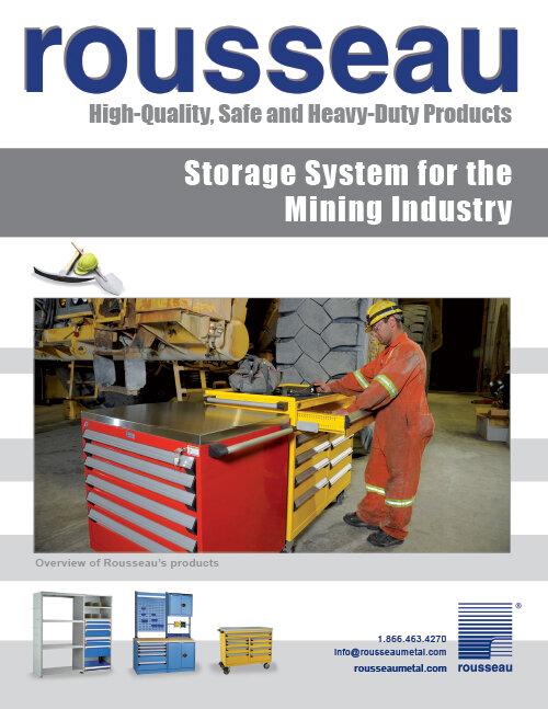 Rousseau Mining Storage