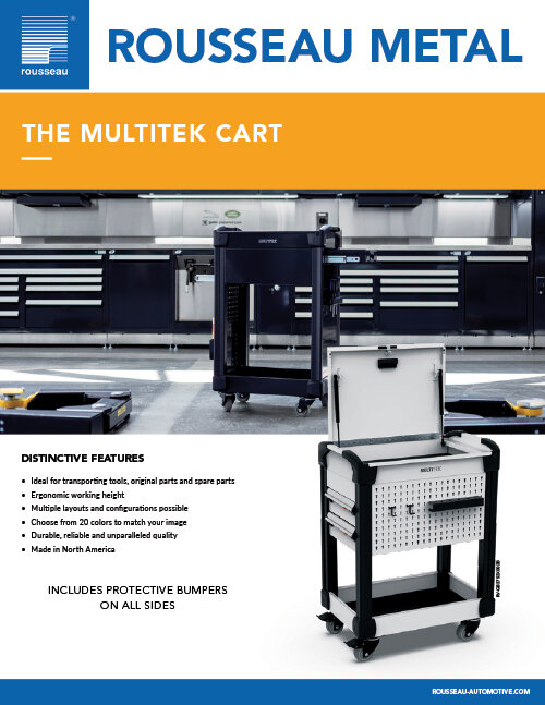 Rousseau Multitek Cart