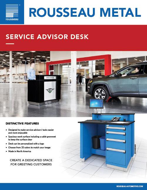 Rousseau Service Desk