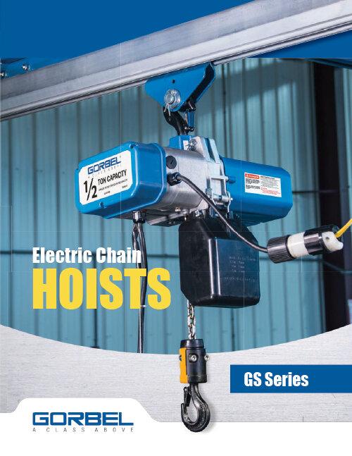 Gorbel Electric Hoists