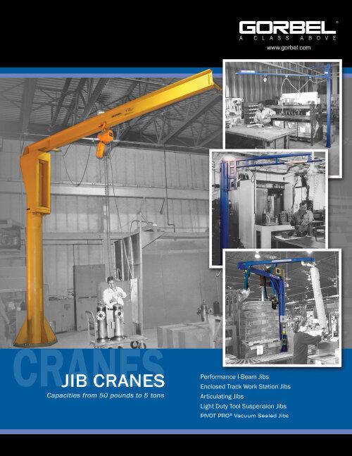 Gorbel Jib Cranes
