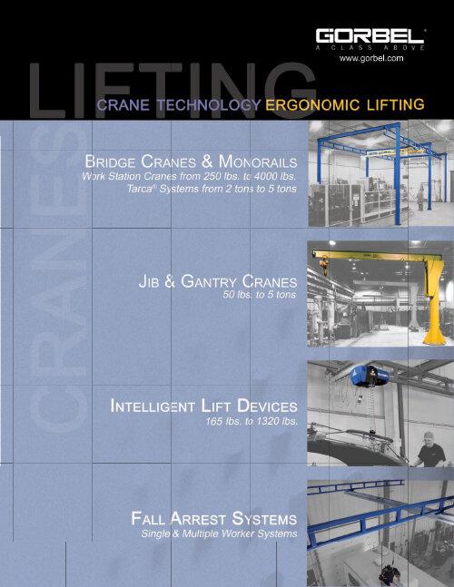 Gorbel Overview Brochure