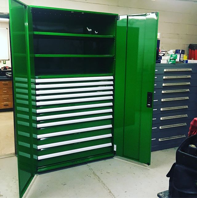 Brand new parts drawers in a door cabinet to keep the inventory neat and clean!! • • • • #regina #yqr #ywg #yqrlocal #winnipeg #ywglocal #saskatoon #yxe #saskatooning #yxelocal #shopyxe #saskag #saskdesign #shoplocalyxe #saskproud #sask #northernsaskatchewan #sasky #saskconstruction #saskmade #manitoba #shopsaskatoon #saskatchewan #saskatoonbusiness #yxeconstruction #sasktrades #ibuildsaskatchewan #306  #204 #yorktonsk