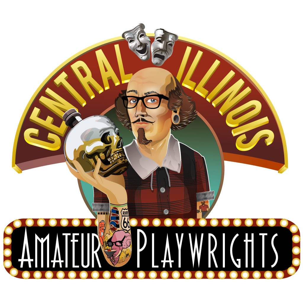 Copy of Central Illinois Playwrights Logo