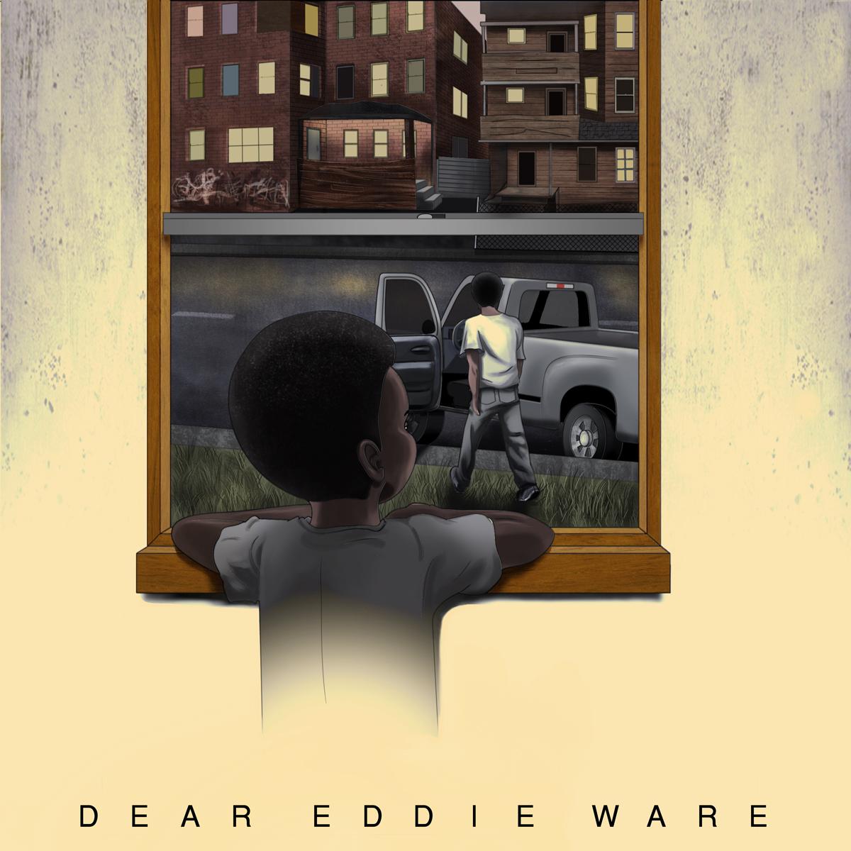 Dear Eddie Ware Album Cover