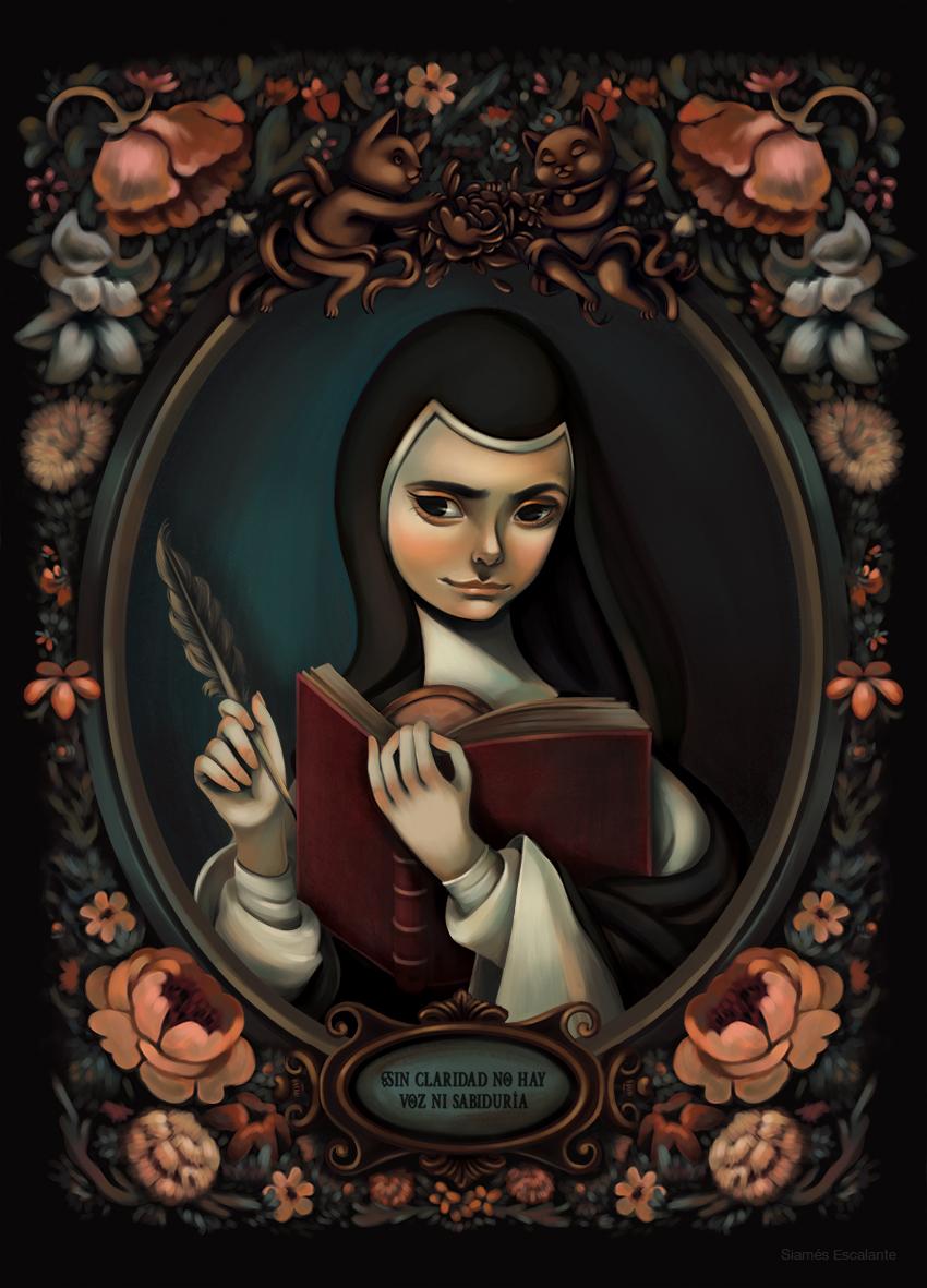 Sor Juana_ Siames Escalante.jpg