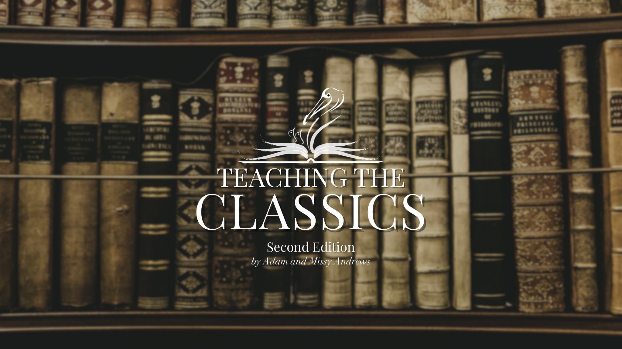 CenterForLit Teaching the Classics
