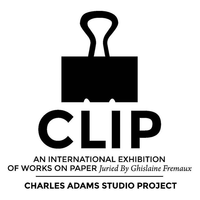 "✨CALL FOR ART!✨""CLIP: AN INTERNATIONAL EXHIBITION OF WORKS ON PAPER"" entries are due on CaFE, July 19th at midnight! apply to this amazing exhibition that will open with First Friday Art Trail in September (cash awards to be given as well!) & be part of some other big incredible events that month that will be announced later! the artwork will be seen by thousands of people. juried by the great @ghislainefremaux • only $25 to submit 1-3 artworks & cash prizes! please see call for more information: https://artist.callforentry.org/festivals_unique_info.php?ID=6792 / #linkinbio . . . [this identity was designed by CASP Artist-in-Residence, @adammulsow] . please direct any questions to @vbee only! contact info in call. . #casp_lbk #callforartists #callforart #exhibition #internationalexhibition #worksonpaper #paper #art #juried #CLIPCASP #arts #bulldogclip #framedart #unframedart #artwork #artistsoninstagram #cafe #sendart #photography #printmaking #drawing #alternativephotography #paper #sculpture #bookarts #pastel #color #ink #pencil #pulp"