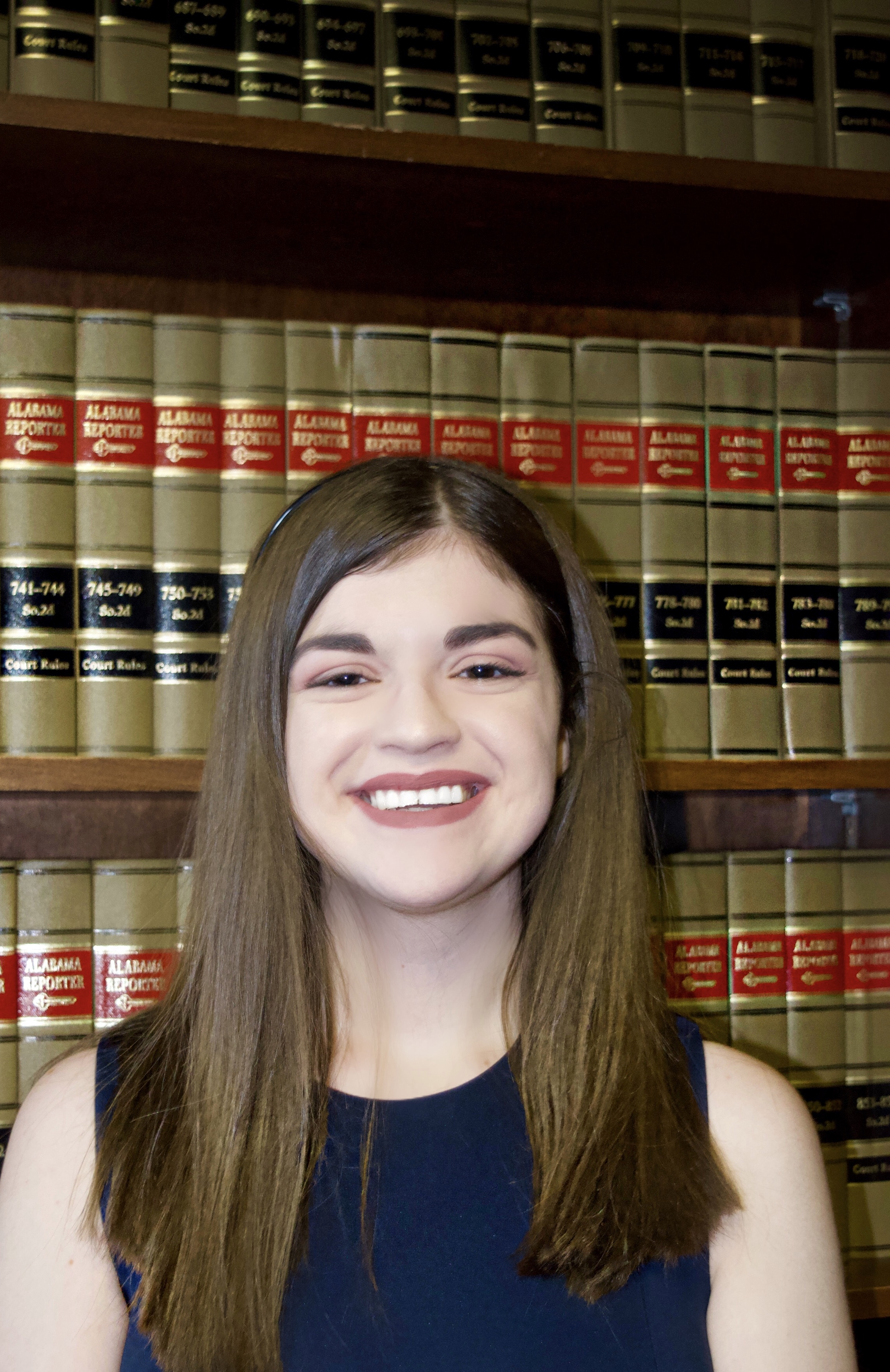 Janey Whitney - Legal Research Intern
