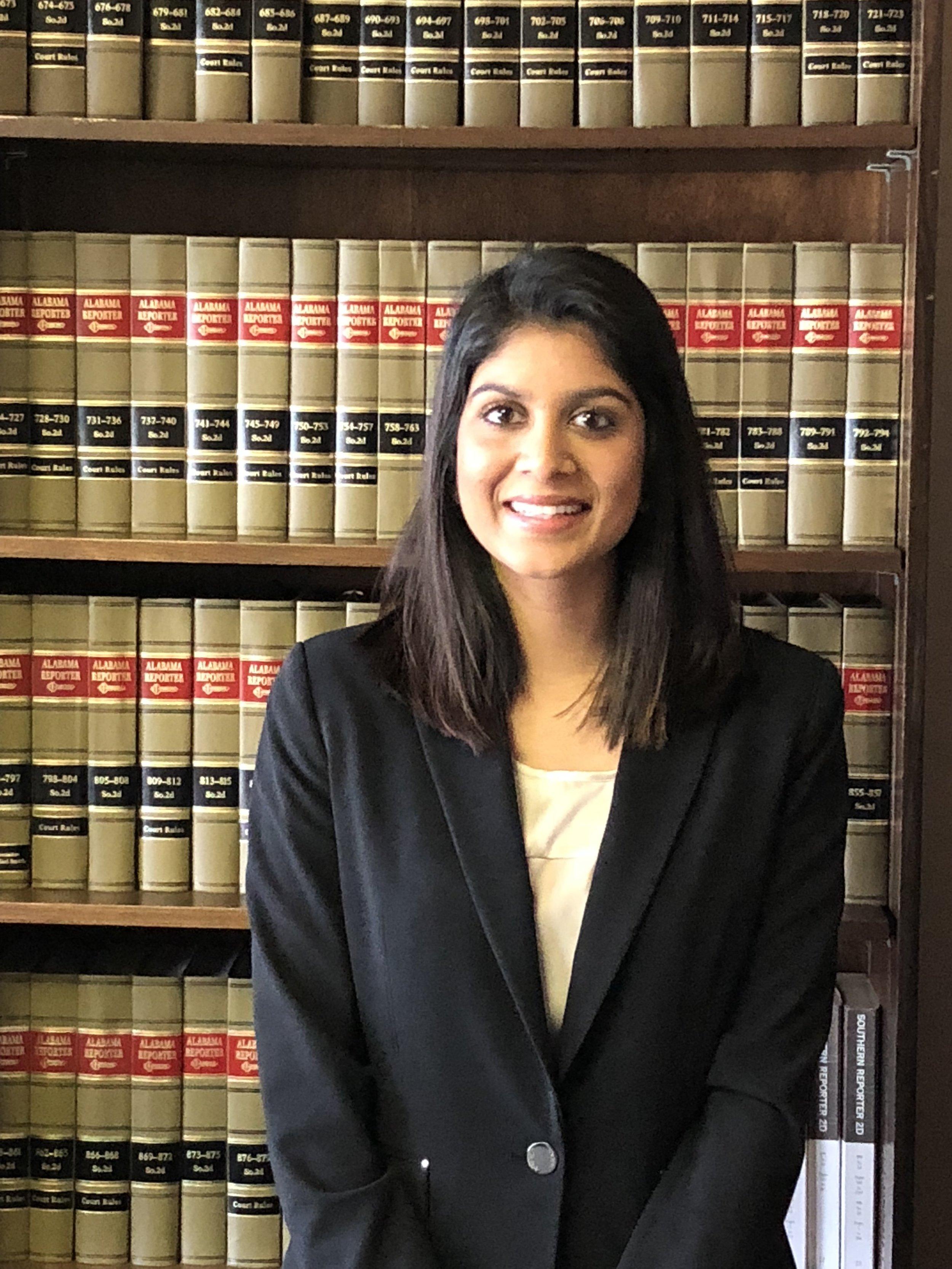 Radhika Patel - Summer Intern