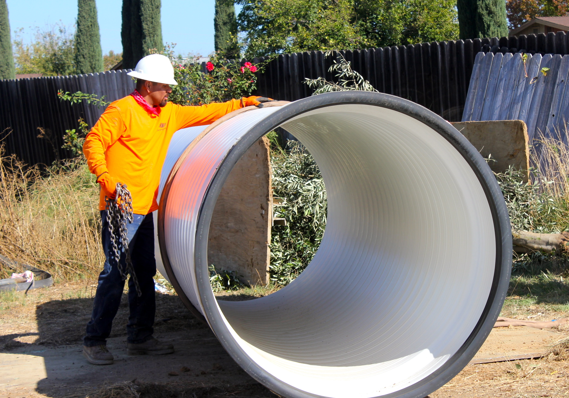 DRAINAGE INFRASTRUCTURE     Functional, constructible low maintenance systems