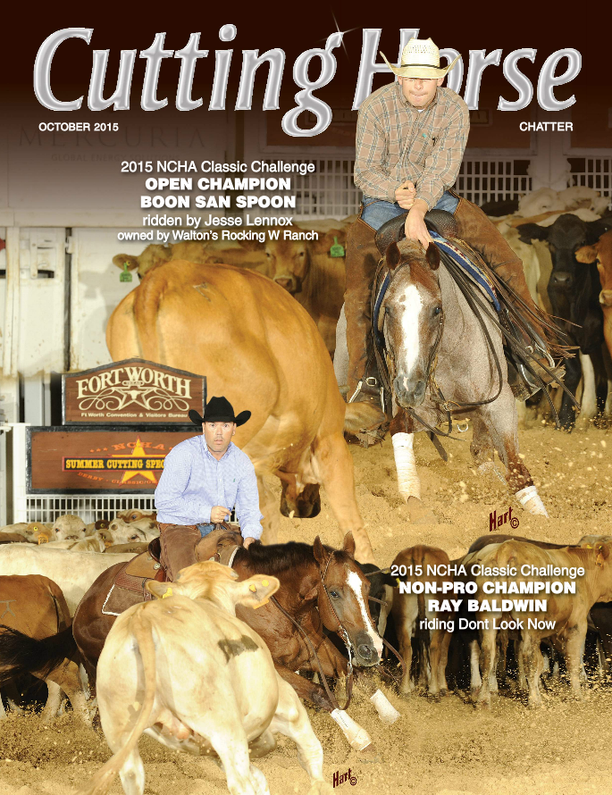 NCHA Chatter Oct 2015 Cover.png