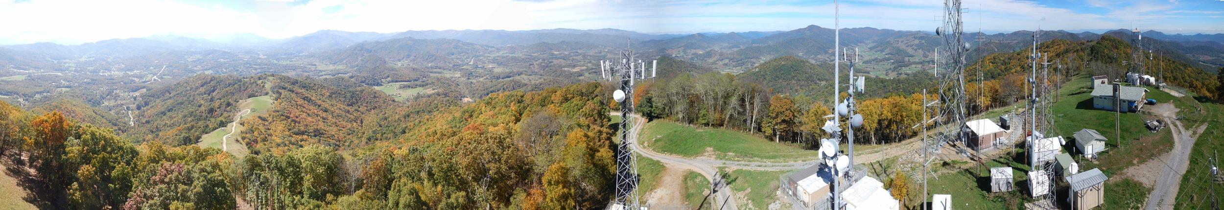 Tower Farm- Asheville, NC 2013
