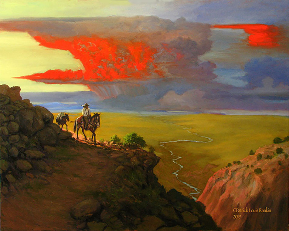 Enough of the Flatlands 40x50 oil on canvas 12500.jpg