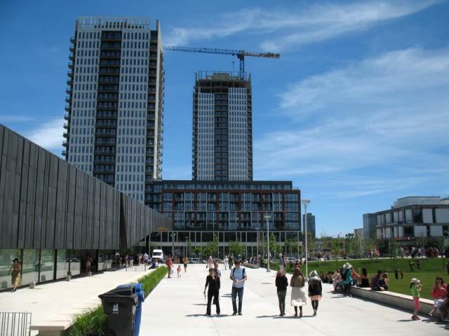 Urban Project   Regent Park