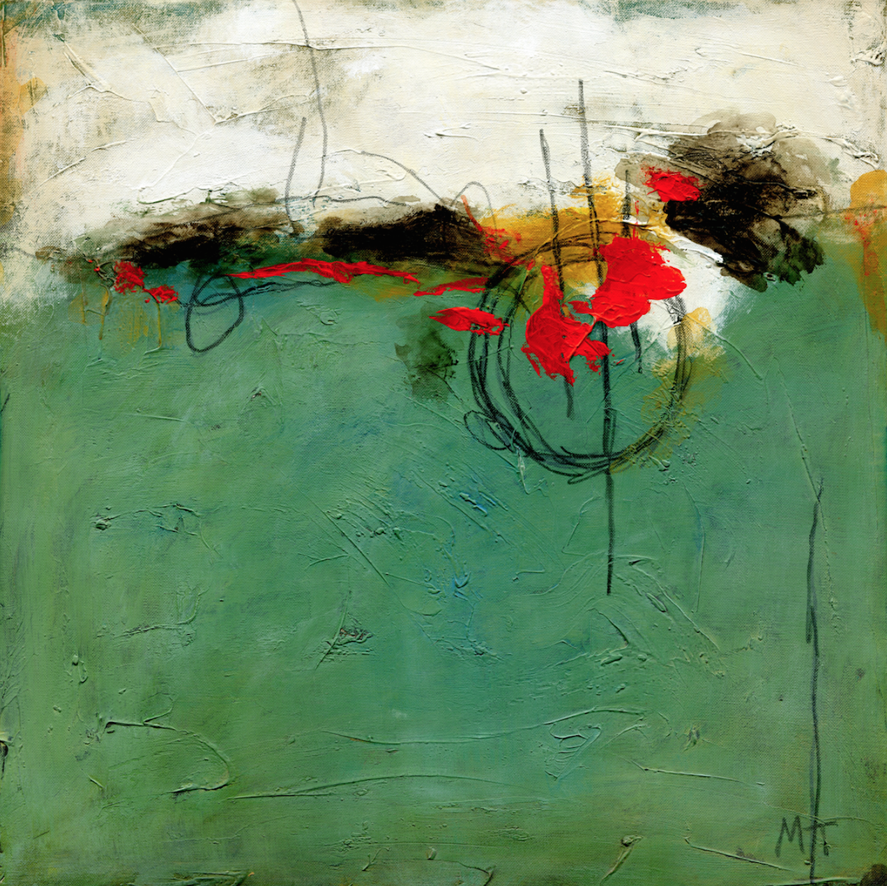 Threaded, 2015 (SOLD)