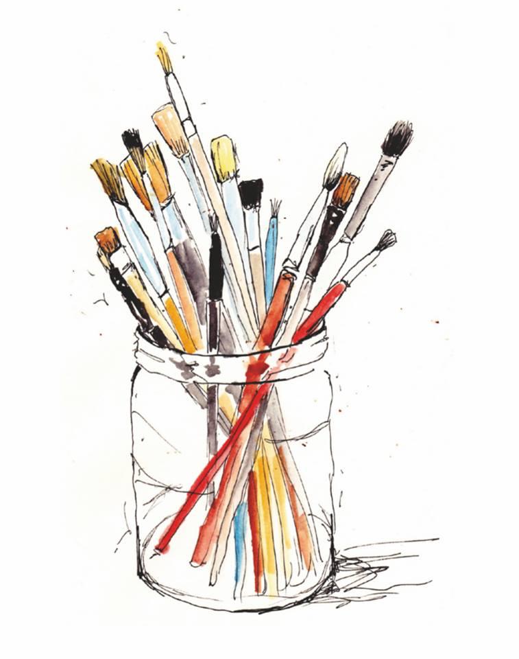 Illustration via Analogue Issue 2