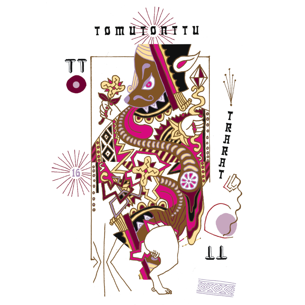 TRARAT, cassette, Leaving Records, 2016
