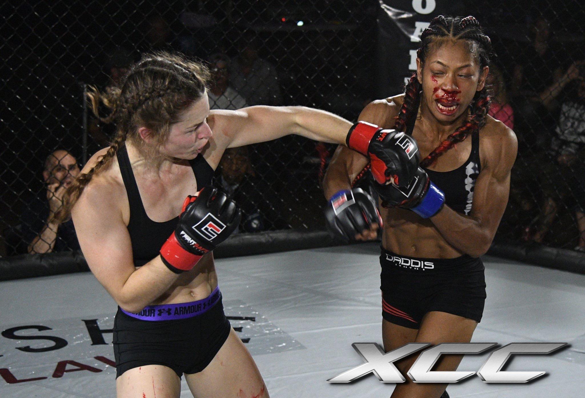 Kristy Wolterbeek - Amateur MMA Fighter