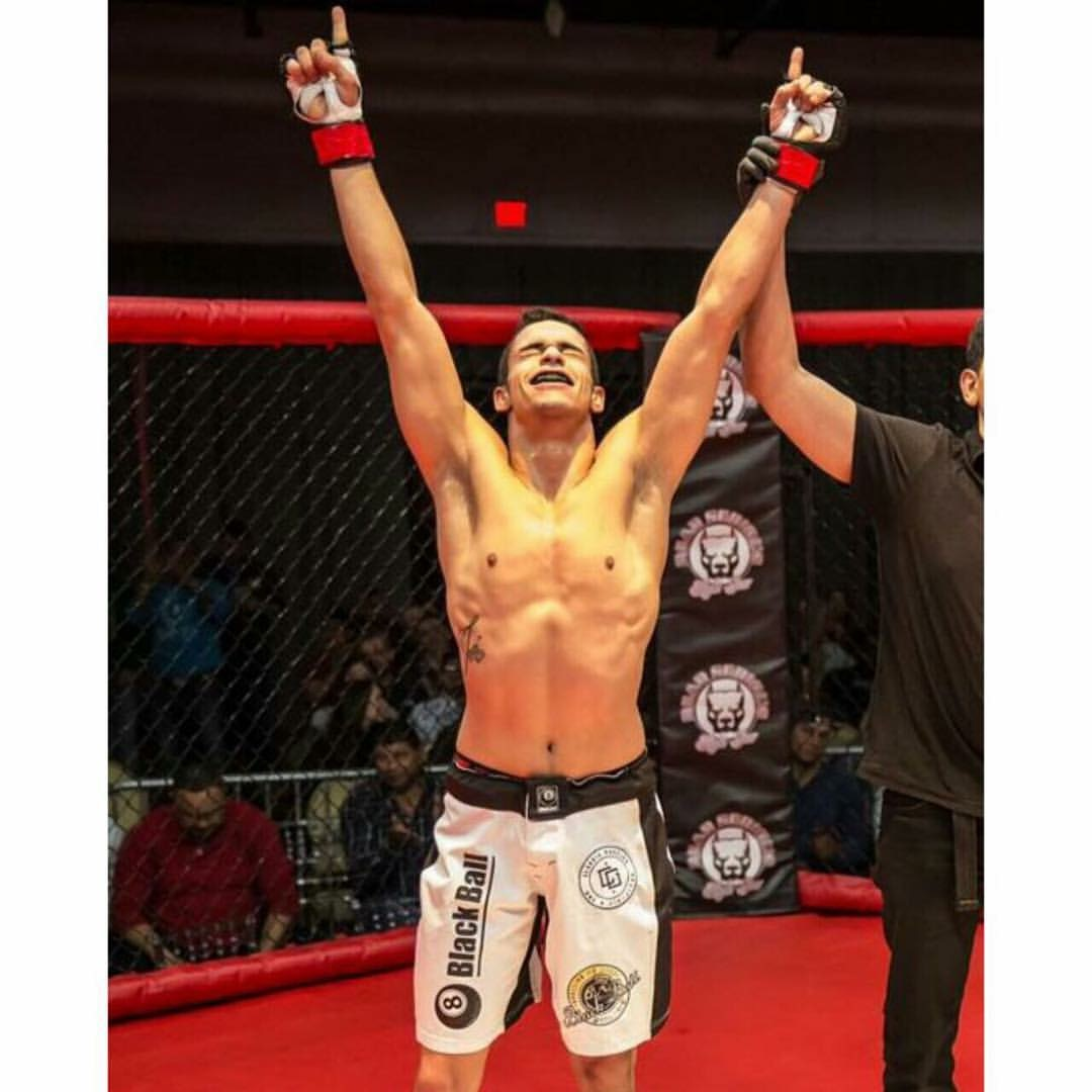 Wantuir Spenciere - PanAm World Champion & Amateaure MMA Figther