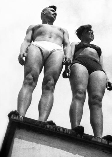 罗琴科的摄影作品