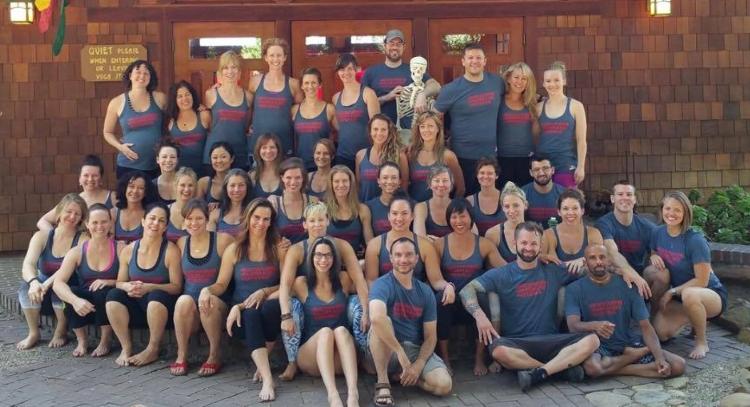 Yoga Tune Up® Leadership Summit, Ojai 2015