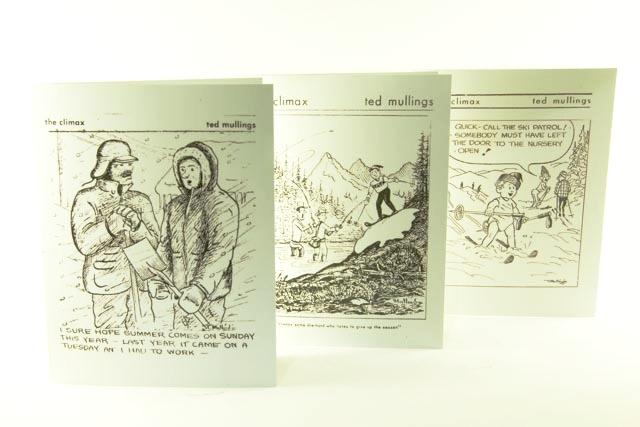 Climax Cartoon Cards