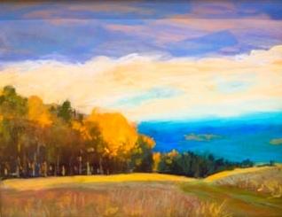 Colorado Landscape Painting