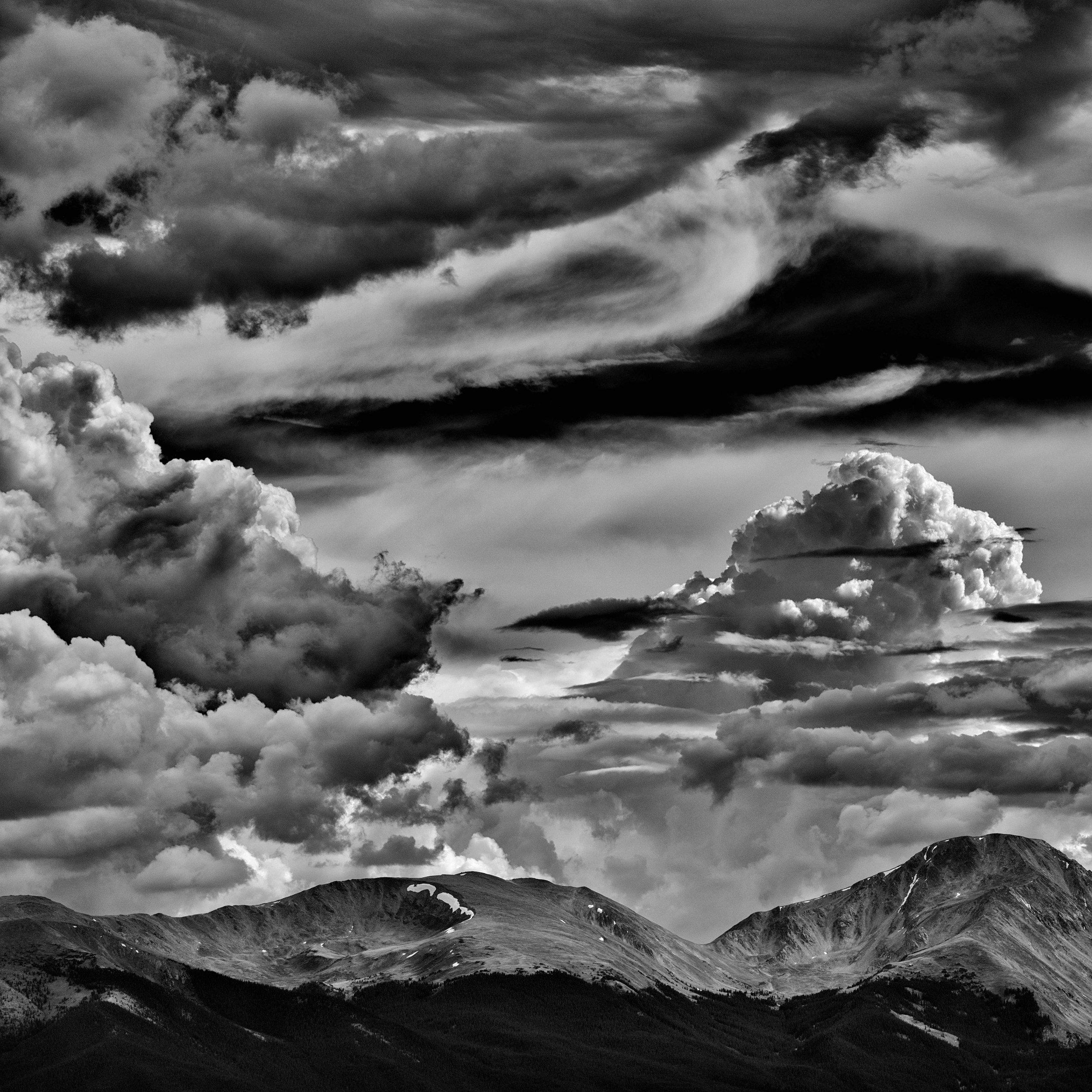 Hope Pass Cloudscape