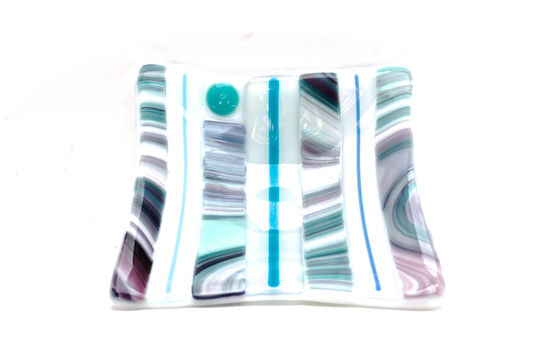 Blue + White Dish