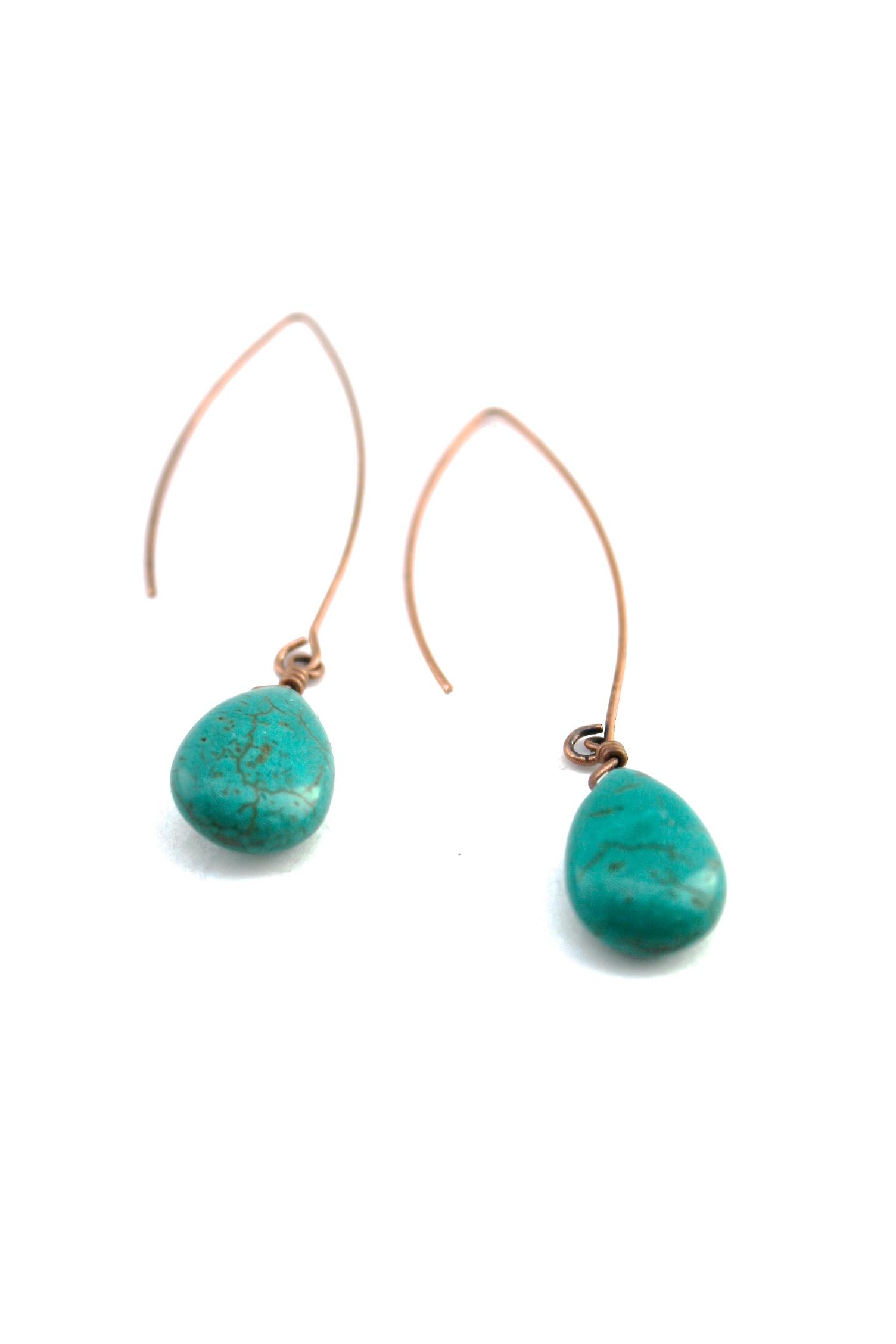 Turquoise & Copper   Summit