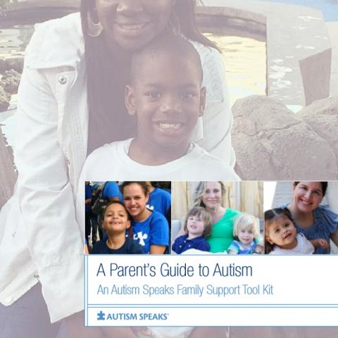 A Family Guide to Autism - A new diagnosis of autism in a family can affect different family members in different ways. This collection comprises four support tool kits, targeted to: parents, siblings, grandparents and friends.