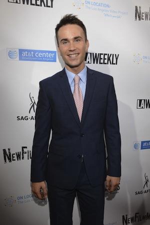 Larry Laboe, Executive Director - NewFilmmakers Los Angeles (NFMLA)