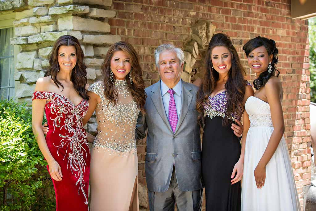State titleholders with Dr. Soderstrom