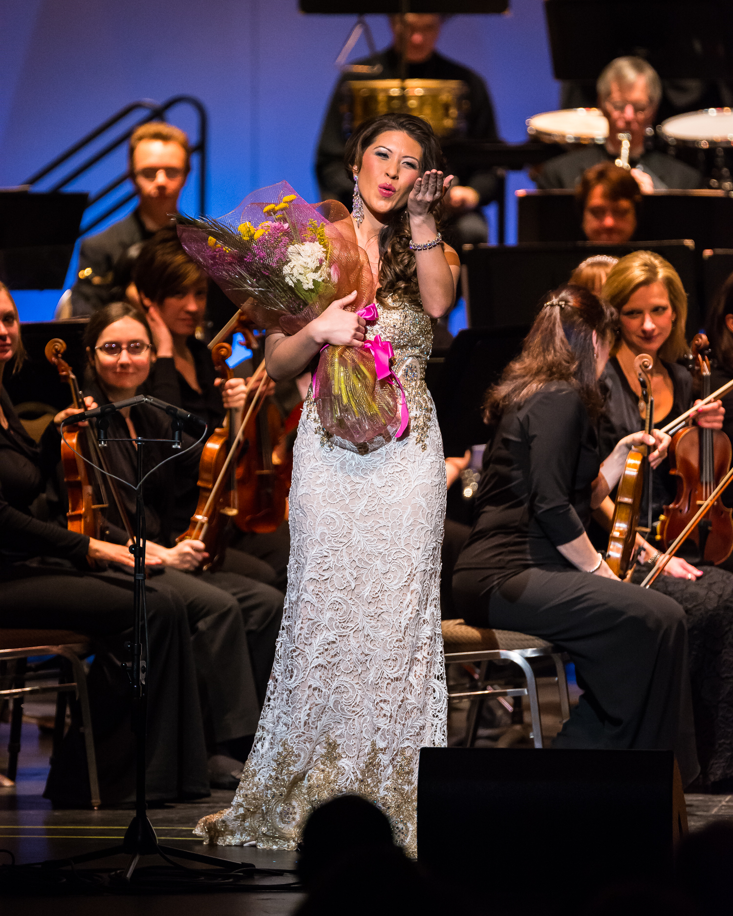 """Romance"" with the Peoria Symphony Orchestra, February 2016"